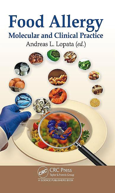 Portada del libro 9781498722445 Food Allergy. Molecular and Clinical Practice