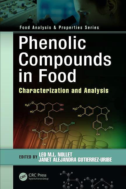 Portada del libro 9781498722964 Phenolic Compounds in Food. Characterization and Analysis