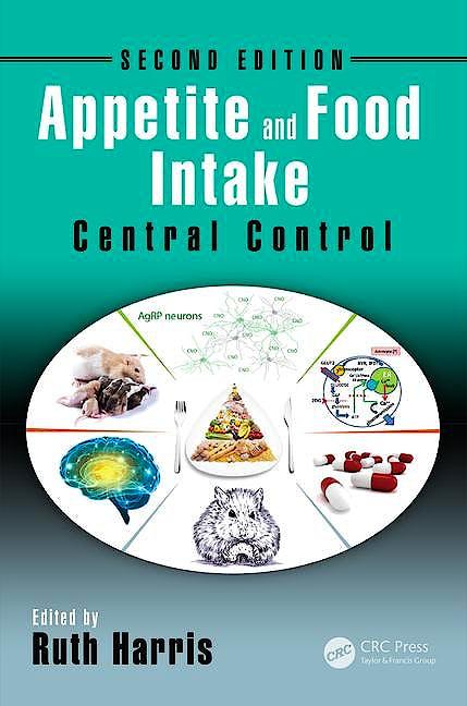 Portada del libro 9781498723169 Appetite and Food Intake: Central Control