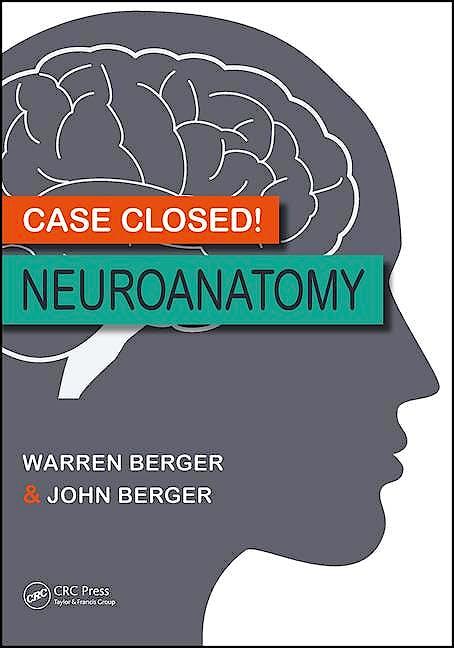 Portada del libro 9781498728522 Case Closed! Neuroanatomy