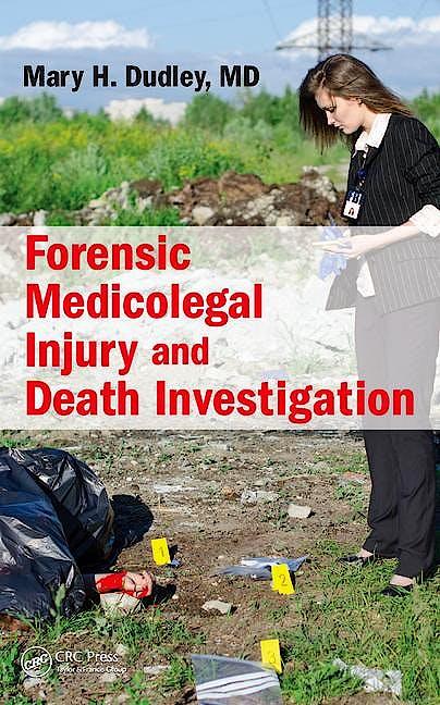 Portada del libro 9781498734882 Forensic Medicolegal Injury and Death Investigation