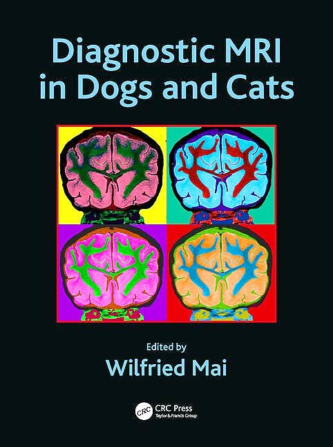 Portada del libro 9781498737708 Diagnostic MRI in Dogs and Cats