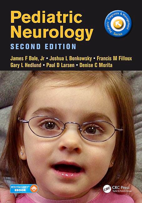 Portada del libro 9781498737807 Pediatric Neurology (Book + Ebook)