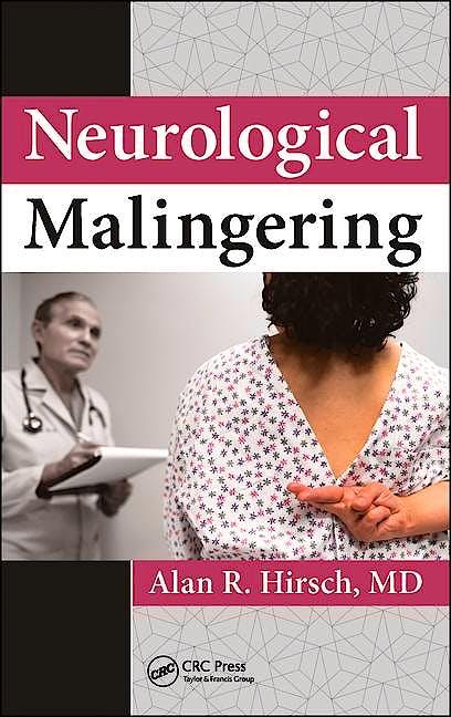 Portada del libro 9781498742467 Neurological Malingering
