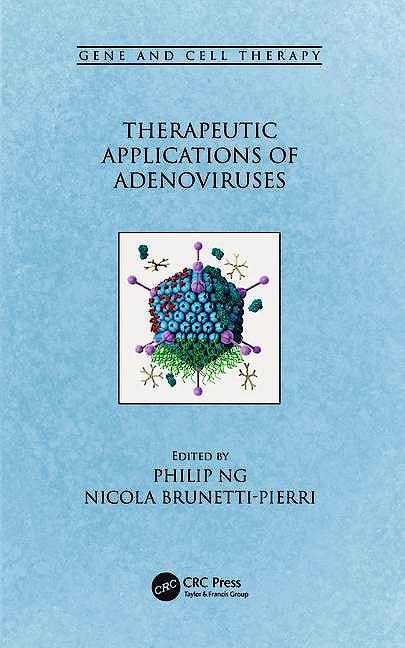 Portada del libro 9781498745482 Therapeutic Applications of Adenoviruses