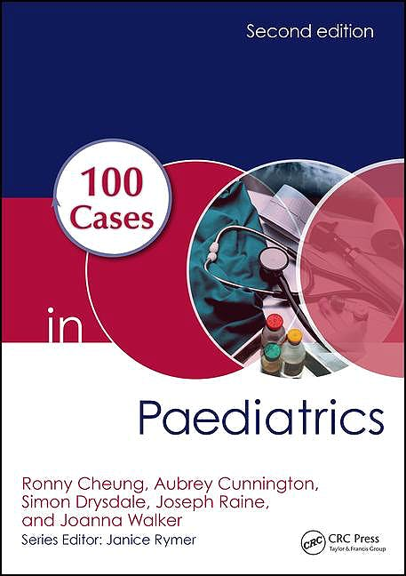 Portada del libro 9781498747233 100 Cases in Paediatrics