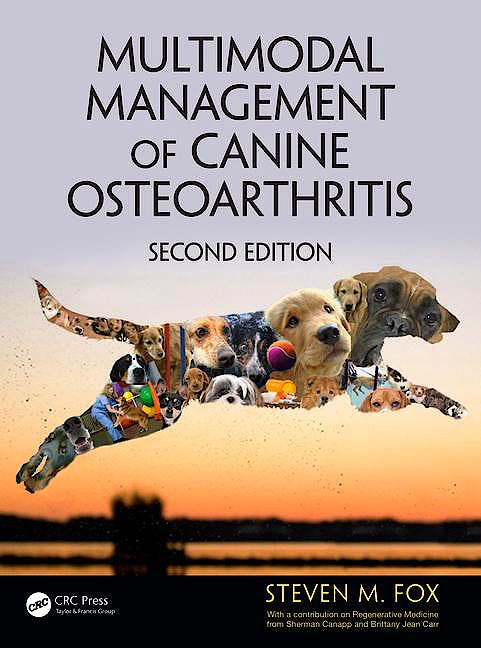 Portada del libro 9781498749350 Multimodal Management of Canine Osteoarthritis