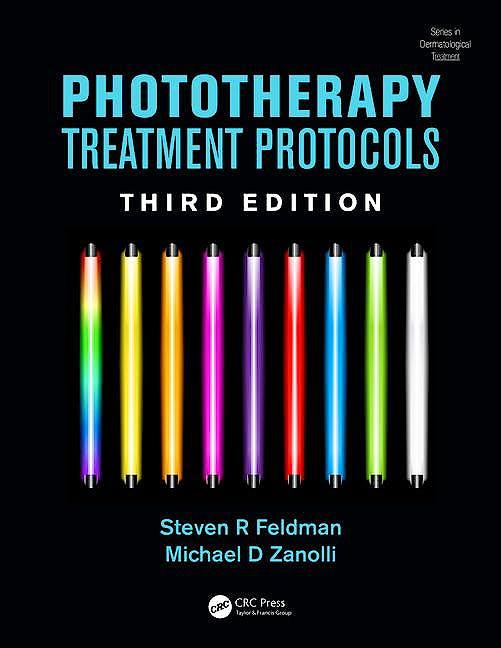 Portada del libro 9781498754620 Phototherapy Treatment Protocols