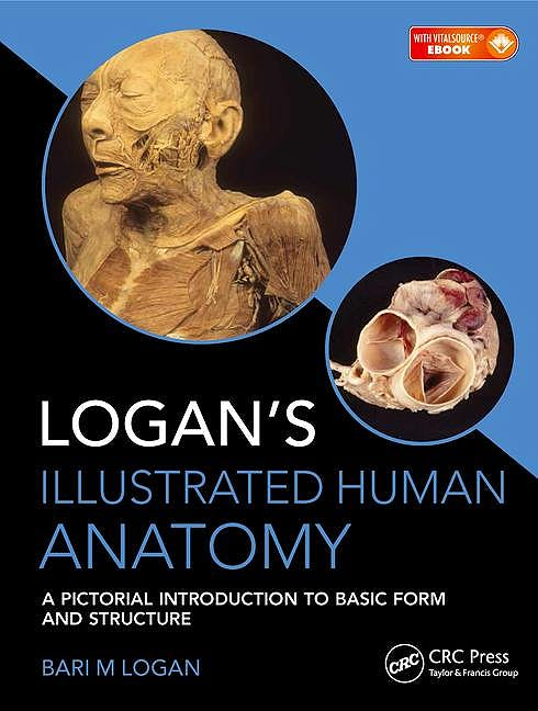 Portada del libro 9781498755306 Logan's Illustrated Human Anatomy (Book + Ebook)