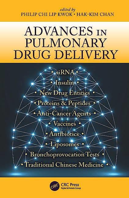 Portada del libro 9781498758048 Advances in Pulmonary Drug Delivery