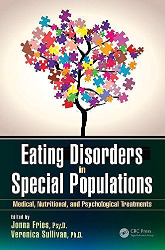 Portada del libro 9781498759366 Eating Disorders in Special Populations. Medical, Nutritional, and Psychological Treatments