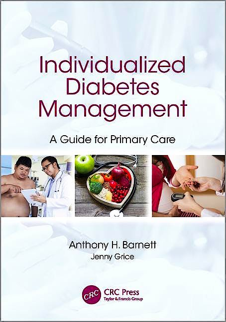 Portada del libro 9781498762090 Individualized Diabetes Management. A Guide for Primary Care
