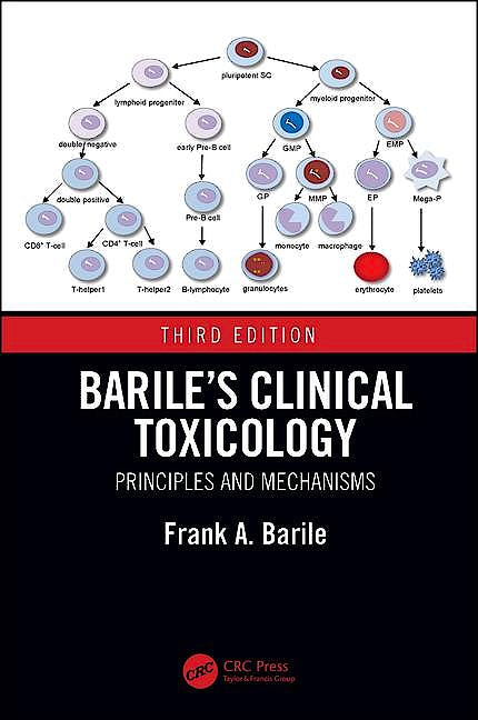 Portada del libro 9781498765305 Barile's Clinical Toxicology