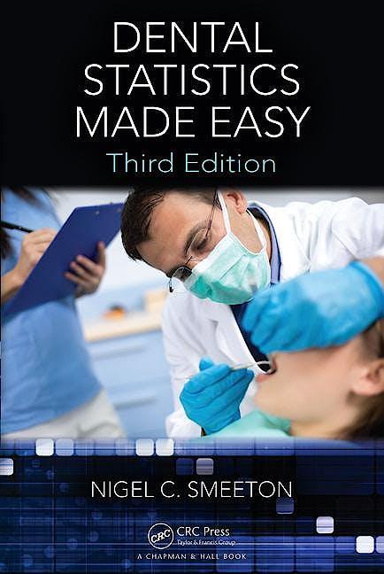 Portada del libro 9781498775052 Dental Statistics Made Easy