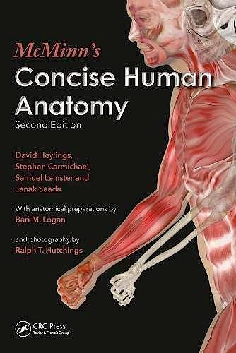 Portada del libro 9781498787741 McMinn's Concise Human Anatomy