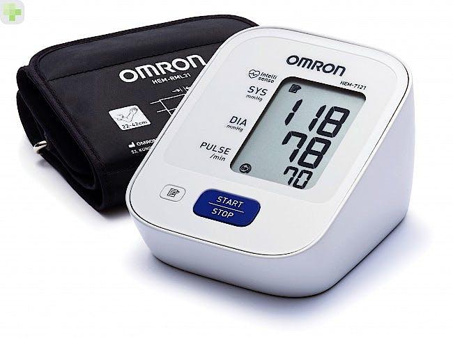 Tensiómetro de Brazo OMRON M2