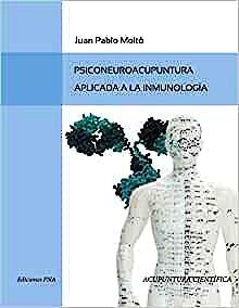 Portada del libro 9781515299110 Psiconeuroacupuntura Aplicada a la Inmunología