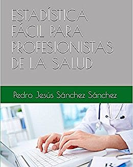 Portada del libro 9781520552248 Estadística Fácil para Profesionistas de la Salud