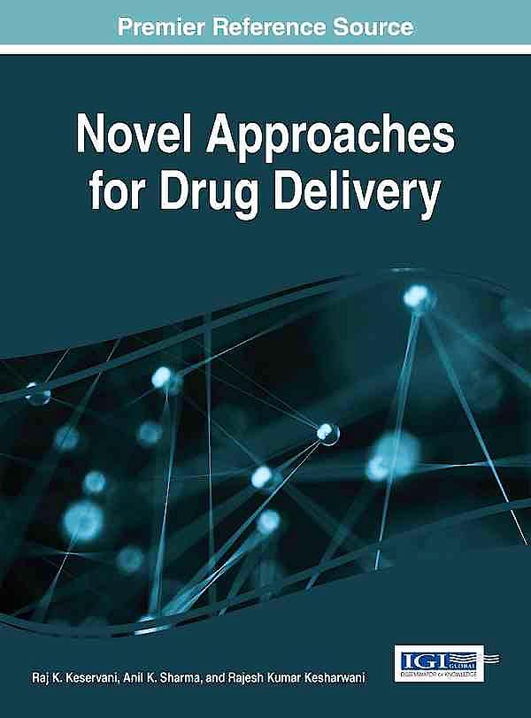Portada del libro 9781522507512 Novel Approaches for Drug Delivery
