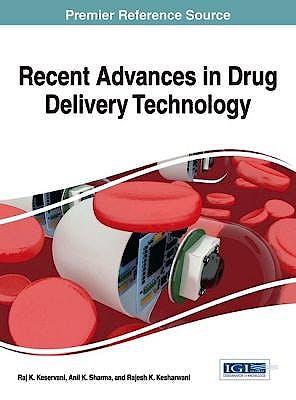 Portada del libro 9781522507543 Recent Advances in Drug Delivery Technology + Online Access