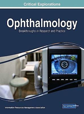 Portada del libro 9781522551959 Ophthalmology. Breakthroughs in Research and Practice