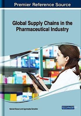 Portada del libro 9781522559214 Global Supply Chains in the Pharmaceutical Industry