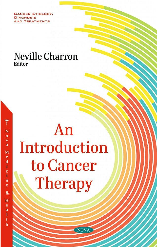 Portada del libro 9781536184501 An Introduction to Cancer Therapy