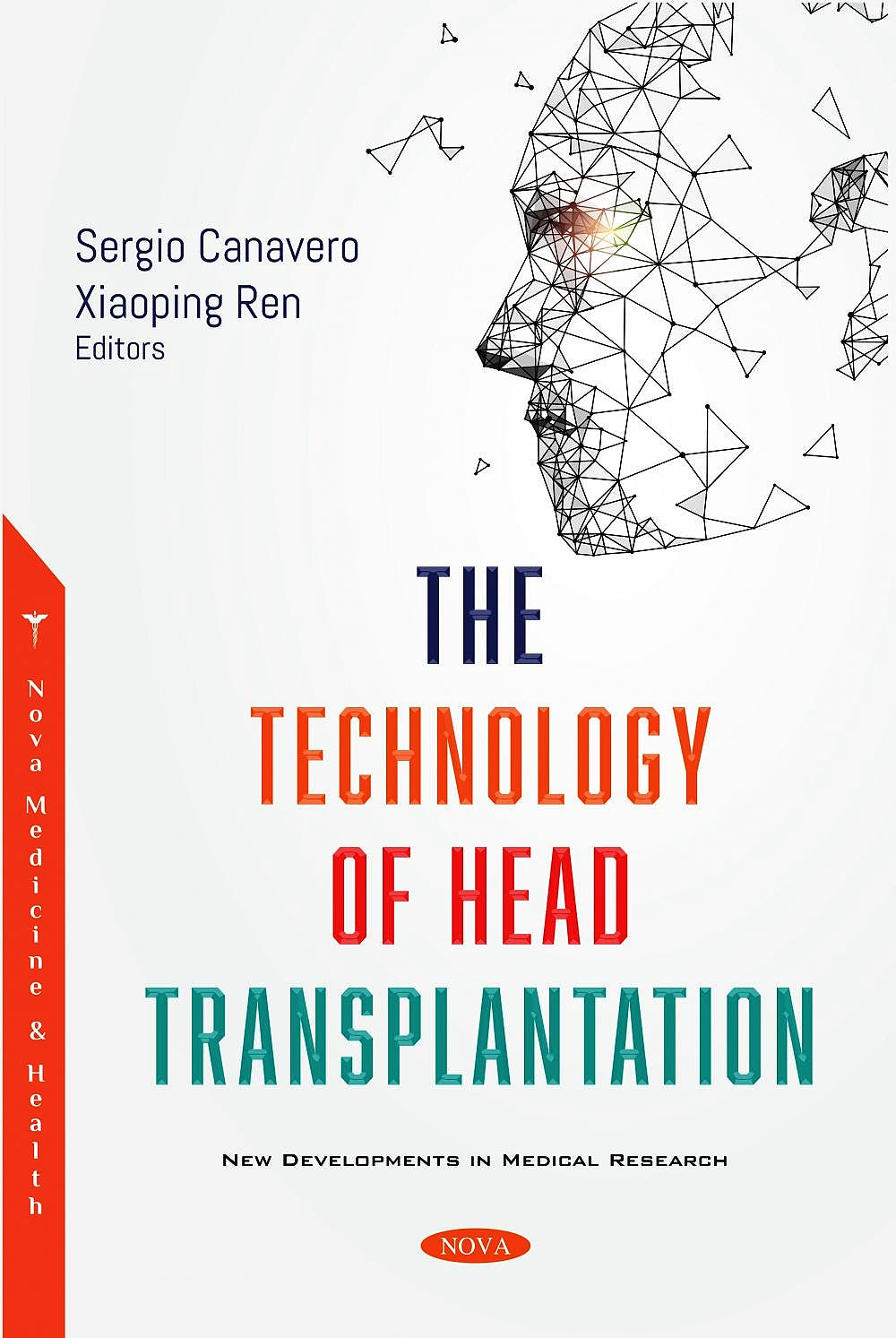 Portada del libro 9781536184587 The Technology of Head Transplantation