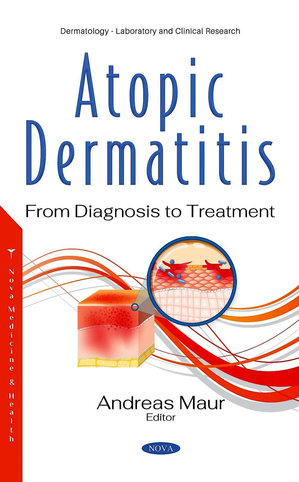 Portada del libro 9781536185201 Atopic Dermatitis. From Diagnosis to Treatment