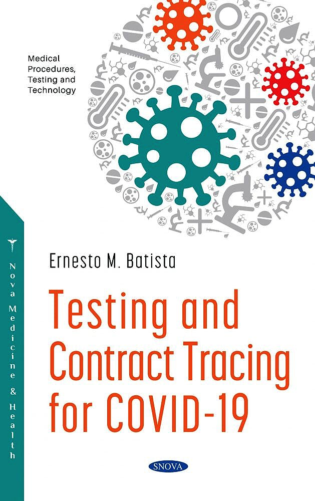 Portada del libro 9781536188578 Testing and Contract Tracing for COVID-19