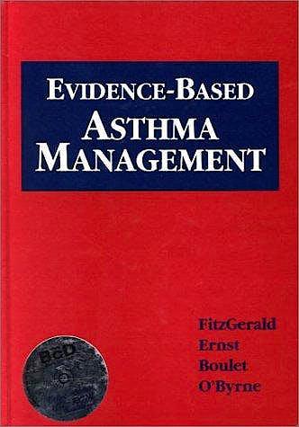 Portada del libro 9781550091144 Evidence-Based Asthma Management