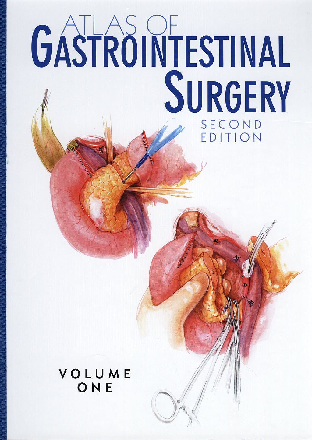 Portada del libro 9781550092707 Atlas of Gastrointestinal Surgery, Vol. 1