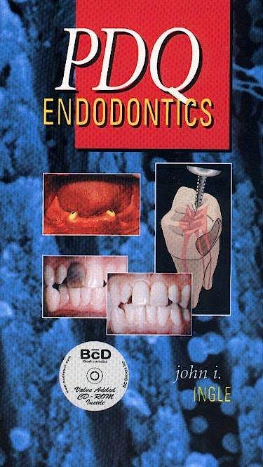 Portada del libro 9781550092738 Pdq Endondontics