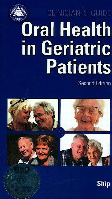 Portada del libro 9781550093667 Clinician's Guide to Common Geriatric Oral Conditions + Cd-Rom