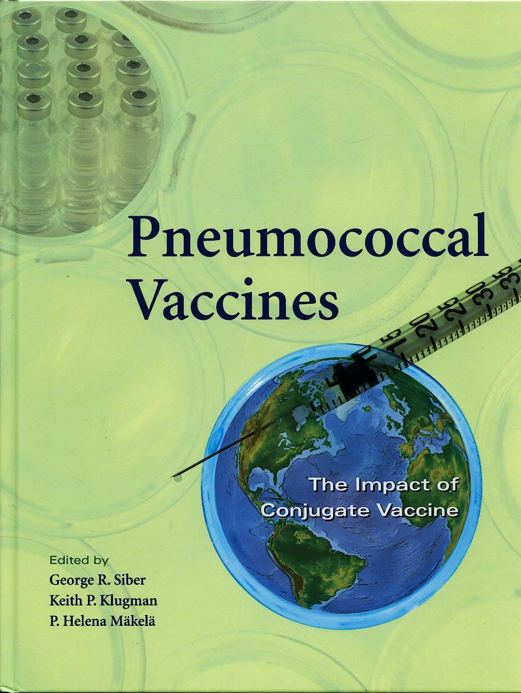 Portada del libro 9781555814083 Pneumococcal Vaccines. the Impact of Conjugate Vaccine
