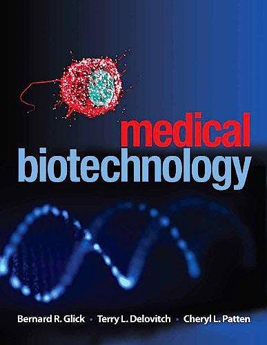 Portada del libro 9781555817053 Medical Biotechnology