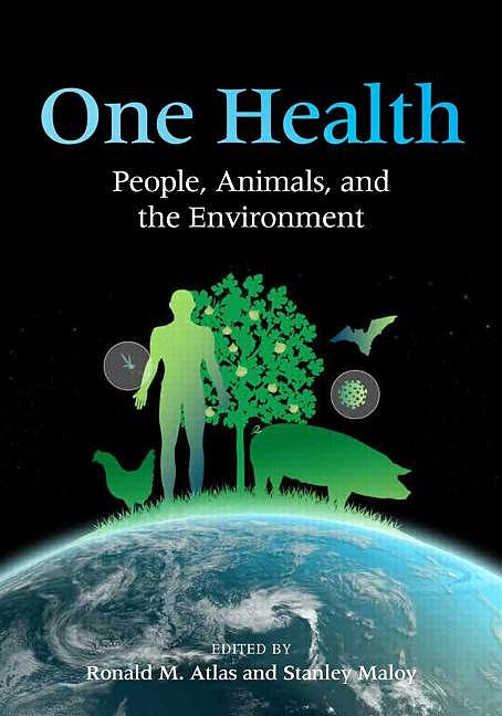 Portada del libro 9781555818425 One Health. People, Animals, and the Environment