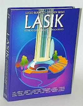 Portada del libro 9781556424465 Lasik: Tecnicas Quirurgicas y Complicaciones