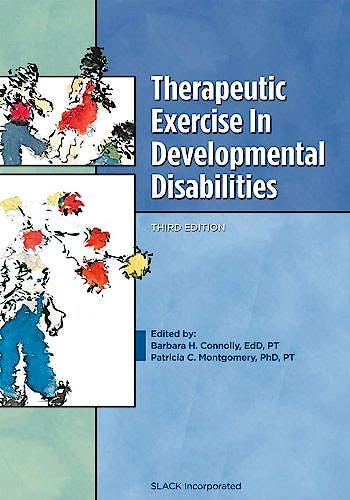 Portada del libro 9781556426247 Therapeutic Exercises in Developmental Disabilities