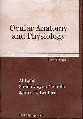 Portada del libro 9781556427923 Ocular Anatomy and Physiology