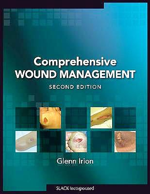 Portada del libro 9781556428333 Comprehensive Wound Management