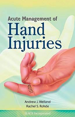 Portada del libro 9781556428531 Acute Management of Hand Injuries