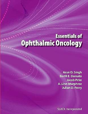 Portada del libro 9781556429170 Essentials of Ophthalmic Oncology