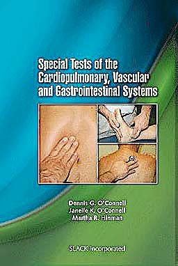Portada del libro 9781556429668 Special Tests of the Cardiopulmonary, Vascular and Gastrointestinal Systems