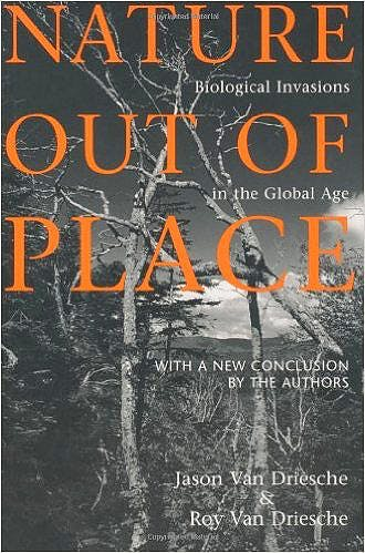 Portada del libro 9781559637572 Nature out of Place. Biological Invasions in the Global Age