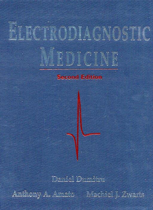 Portada del libro 9781560534334 Electrodiagnostic Medicine