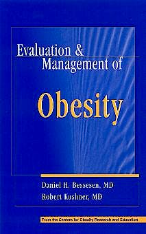 Portada del libro 9781560534693 Evaluation and Management of Obesity