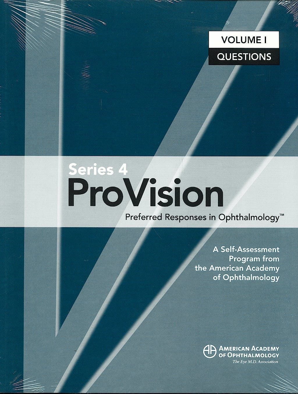 Portada del libro 9781560557142 Provision Series 4. Preferred Responses in Ophthalmology, 2 Volumes: Volume I Questions + Volume Ii Discussions