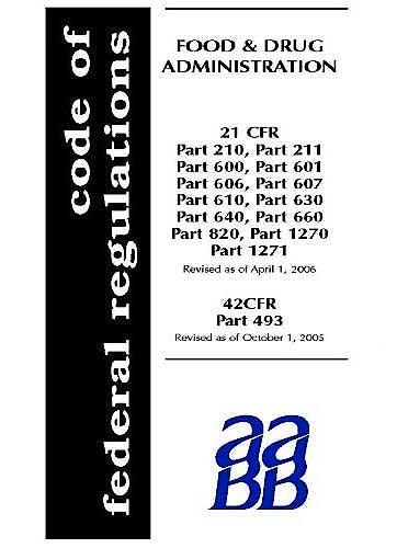 Portada del libro 9781563952586 Code of Federal Regulations (Cfr) Mini-Handbook