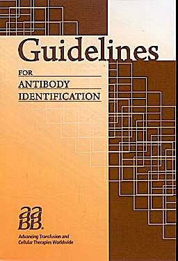 Portada del libro 9781563953118 Guidelines for Antibody Identification